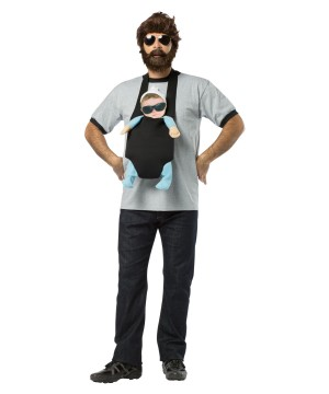 Mens the Hangover Vegas Aftermath Costume