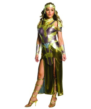 Wonder Woman Hippolyta Costume deluxe