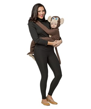 Huggable Monkey Costume  sc 1 st  Wonder Costumes & Monkey Costume - Gorilla Costumes u0026 Chimp Outfits for all