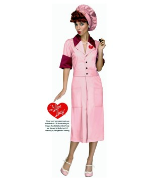 I Love Lucy Female Costume