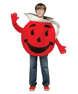 Kool Aide Teen Boys Costume