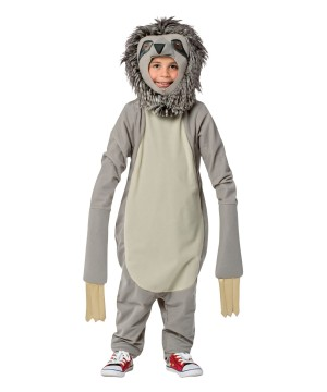 Boys Sloth Costume