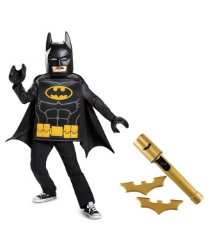 Lego Movie Batman Costume