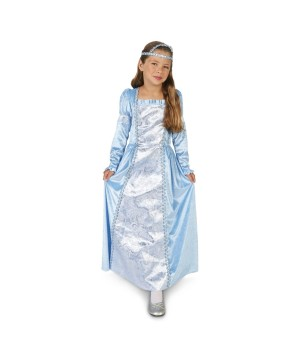 Little Juliet Girls Costume
