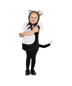 Little Miss Kitty Baby Girls Costume