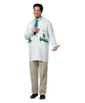 Marijuana Doctor Costume