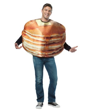 Adult Pancakes Costume
