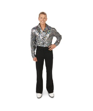 Mens Disco Party Shirt