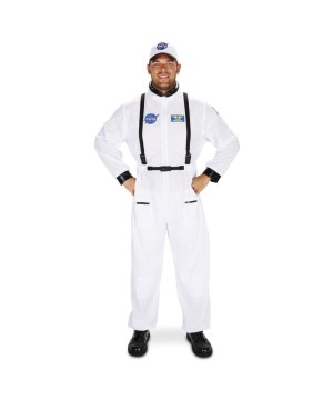 Mens Space Explorer Costume