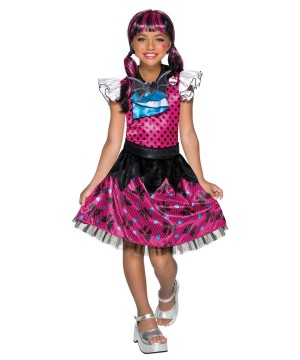 Monster High Draculaura Girls Costume
