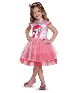 My Little Pony Pinkie Pie Toddler Dress Costume