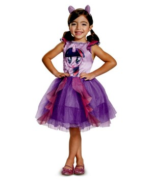 My Little Pony Twilight Sparkle Toddler Girls Costume