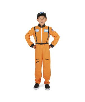 Nasa Astronaut Boys Costume