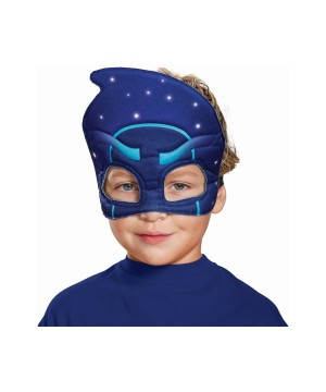 Night Ninja Boys Pj Masks Costume Mask