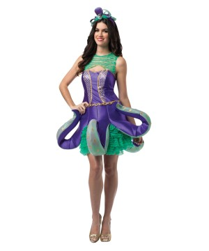 Womens Octopus Costume