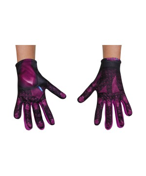Pink Power Ranger Girls Costume Gloves