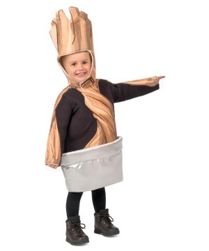 Potted Young Groot Baby Boys Costume