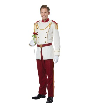 Storybook Prince Men Costume