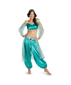 Princess Jasmine Disney Womens Costume