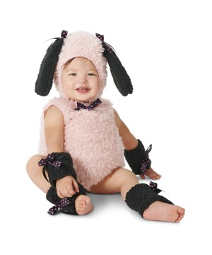Princess Poodle Baby Girls Costume