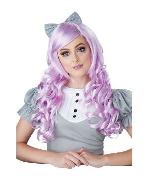 Purple Cosplay Doll Women Wig - Wigs 86a00d0d9