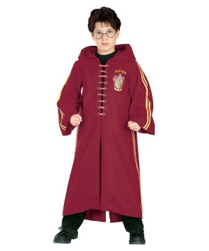 Harry Potter Quidditch Robe deluxe Child Costume