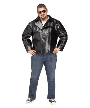 Rock N Roll plus size Mens Jacket