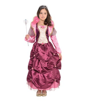 Royal Queen Girls Costume