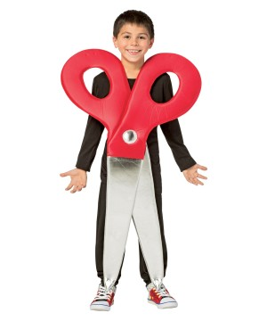 Kids Scissors Costume