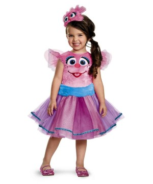 Sesame Street Abby Cadabby Toddler Girls Costume