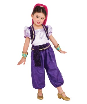 Shimmer and Shine Shimmer Genie Girls Costume