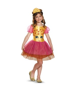 Shopkins Kookie Cookie Girls Costume