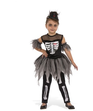 Skeleton Girls Costume