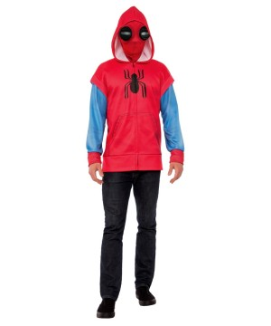 Spiderman Homecoming Mens Hoodie
