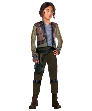 Star Wars Jyn Erso Girls Costume