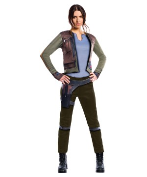 Star Wars Jyn Erso Women Costume