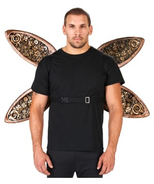 Steampunk Butterfly Wings
