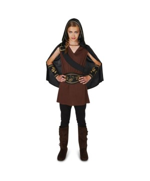 The Stealthy Huntress Teen Girls Costume