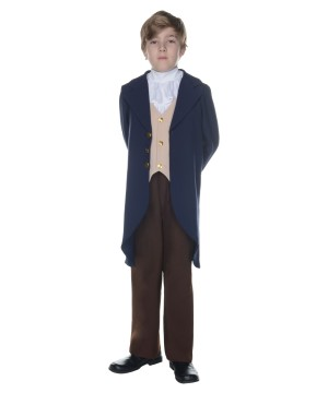 Thomas Jefferson Boys Costume