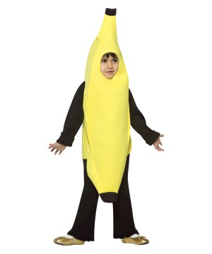 Toddler Boys Banana Costume