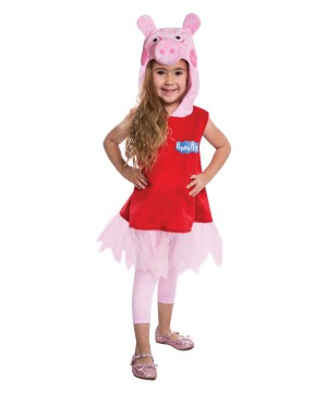 Toddler Peppa Pig Dress