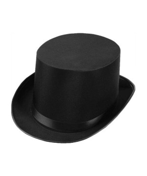 Top Hat Black - Costume Accessory