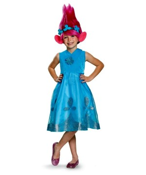 Trolls Poppy Girls Costume