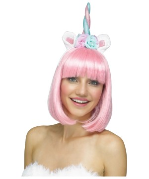 Unicorn Women Headpiece