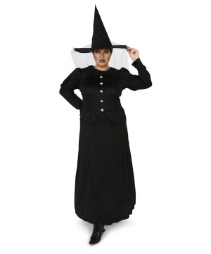Wicked Witch of the West Womens plus Costume