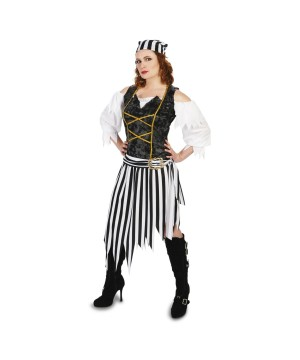 Women's Pirate Princess Costume