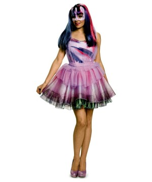 Womens Twilight Sparkle Dress Costume