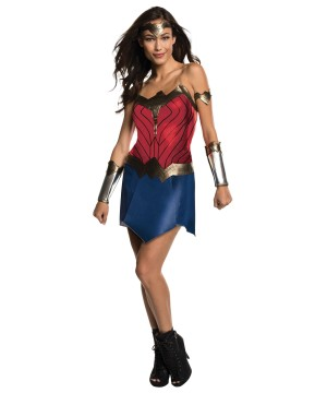 Wonder Woman Superhero Womens Costume