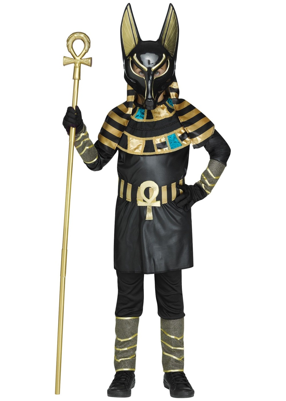 Anubis Boys Costume Egyptian Costumes