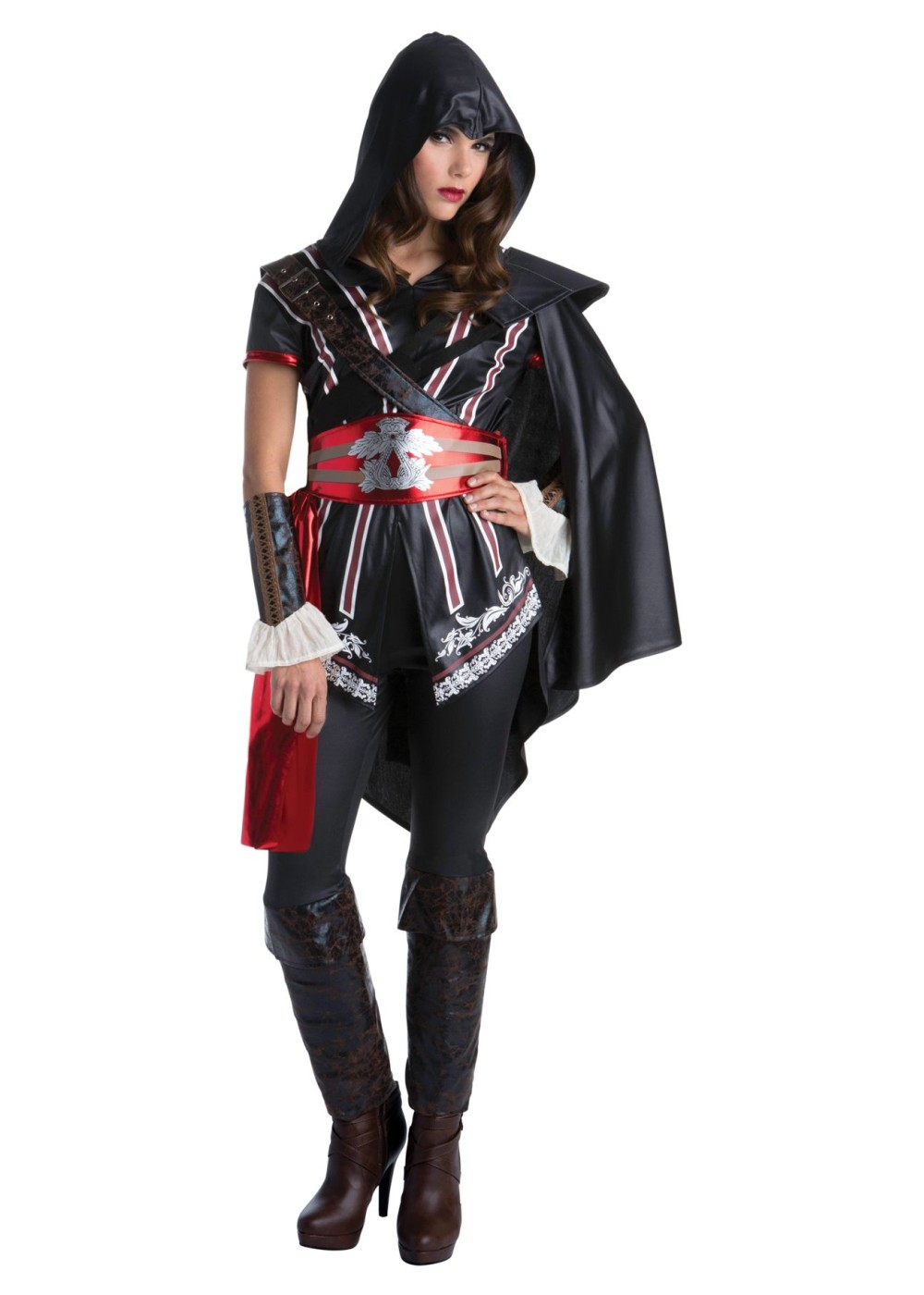 Assassins Creed Ezio Auditore Female Costume Video Game Costumes